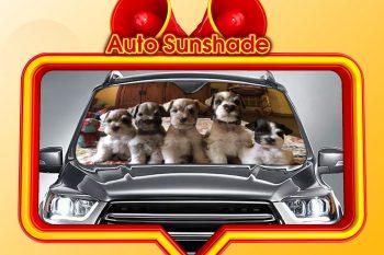 (Tiếng Việt) Auto sun shade lên kệ, sẵn sàng nhận fulfill!!!!